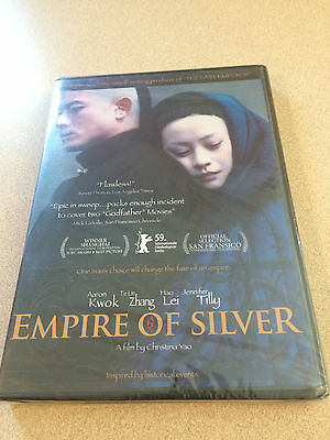 Empire Of Silver Dvd Rare Out Of Print New Sealed Hard To Find
