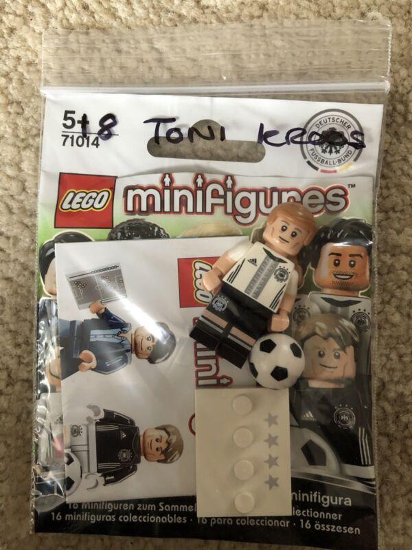 Lego+71014+Toni+Kroos+No.18+-+Deutscher+Fussball-Bund+DFB+Minifigure