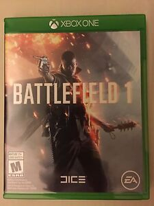 Batttlefield 1 For Xbox One
