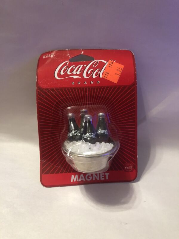 Coca Cola Magnet New In Package