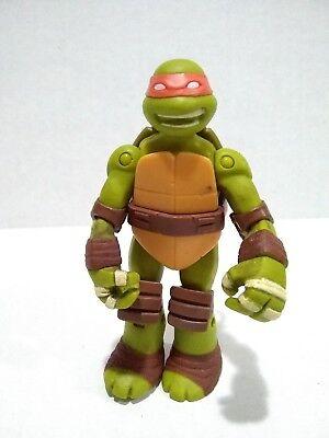 2013 Viacom Teenage Mutant Ninja Turtles TMNT Mikey Michaelangelo Figure GUC