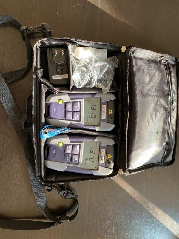 JDSU Smart pocket Optical Cable Tester - OLS 36 Set