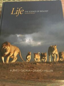 Life- the Science of Biology 7th Edition (2004)