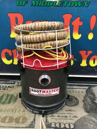 Mastercraft Ind. Sootmaster Vacuum Cleaner 652M
