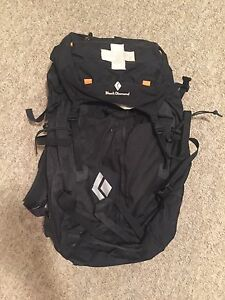 Black diamond 42L Anarchist Avalung ski pack