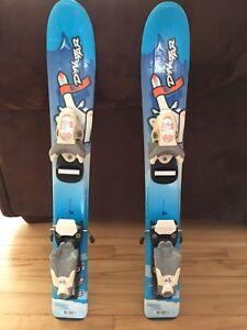 Skis alpin enfants 67 cm