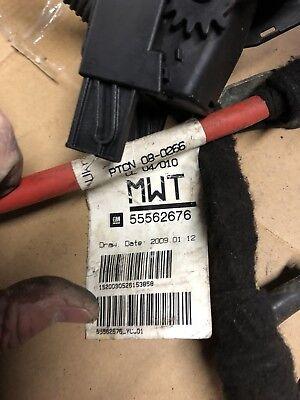 INSIGNIA 09-13   Starter Motor Wiring Loom    GM 55562676