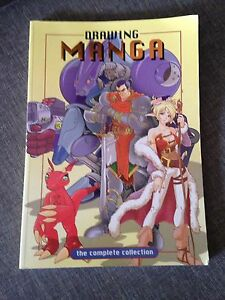 Drawing manga: the complete collection