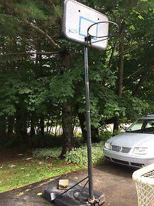 Power hoop basketball net