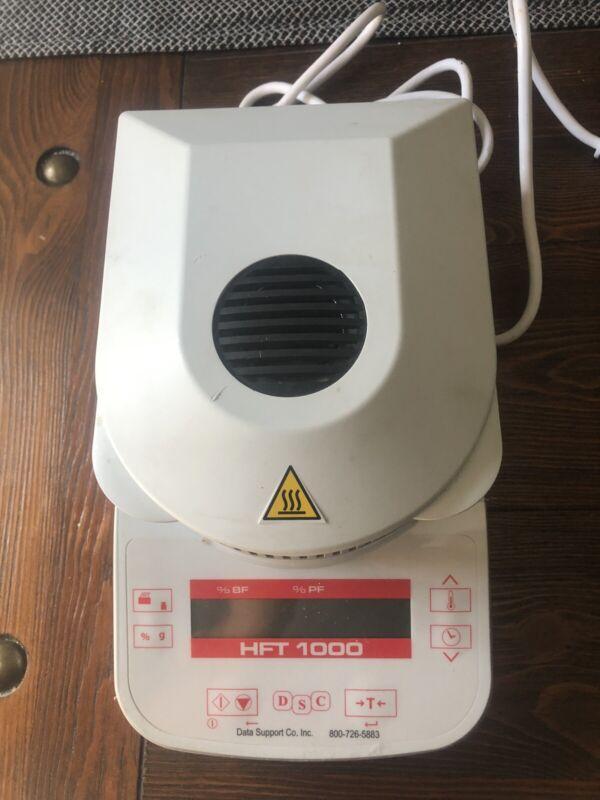 DSC HFT 1000 F Moisture Analyzer