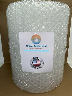 Sealed Air Bubble Wrap 100 2x50 Rolls Heavy Duty Large 12 Bubble Made In Usa