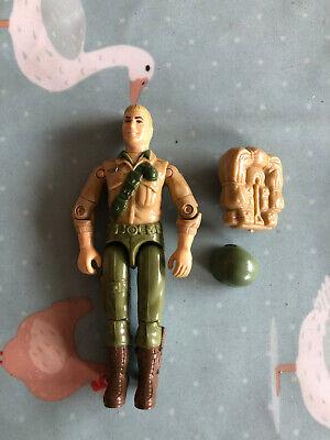 GI Joe Action Force Duke Figure-Not complete Mint