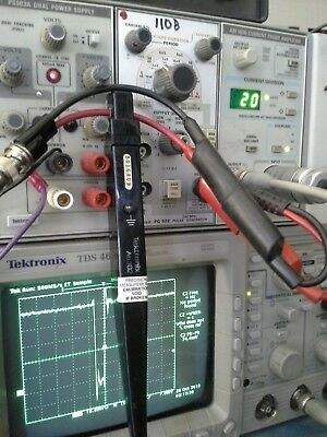 Tektronix Oscilloscope Current Probe 100mhz 20a Tested A6312 Am503a Tm502a Ac-dc
