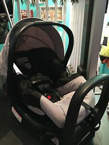 Britax chaperone infant seat.