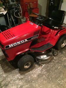 Honda 3810 lawn tractor