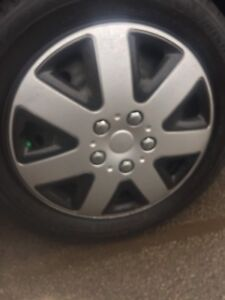 Wanted hub cap like photo for 16 inch rims