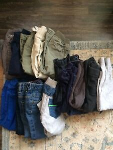 Toddler boy size 18-24 month clothes
