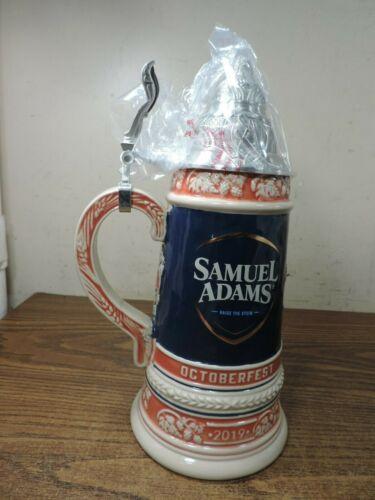 Samuel Sam Adams Octoberfest 2019 Collectible Limited Edition Stein
