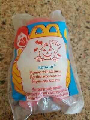 Halloween Chicken Meals (Vintage New 1996 McDonald's Happy Meal Chicken McNugget Ronald)