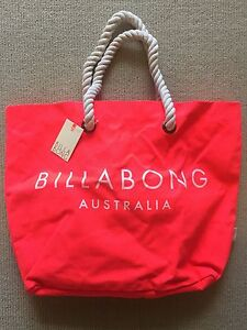 BRAND NEW (tags) Billabong Beach Bag (2 available) Carindale Brisbane South East Preview