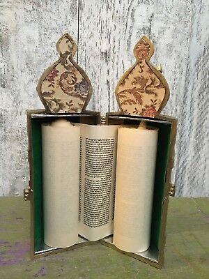 Plastic Torah scroll #2