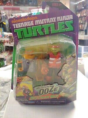 TMNT Mutagen Ooze Chuckin Mikey 2012 -Action Figure