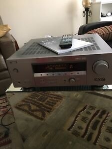 Yamaha RX-V457 AV Receiver 85 Watts per Channel