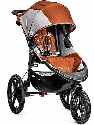 Baby Jogger Summit X3 Jogging troller Orange / Gray NEW Auth Dealer