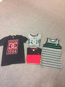 TEEN DC TSHIRTS & TANK TOP - Never worn Mannering Park Wyong Area Preview
