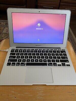Apple MacBook Air 11.6 inch Laptop 1.3Ghz i5 Mid 2013