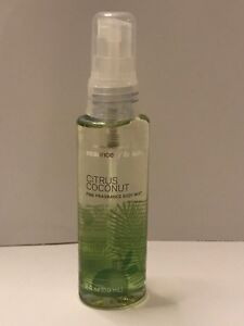 Essence of Beauty CITRUS COCONUT Body Mist 2 fl oz.
