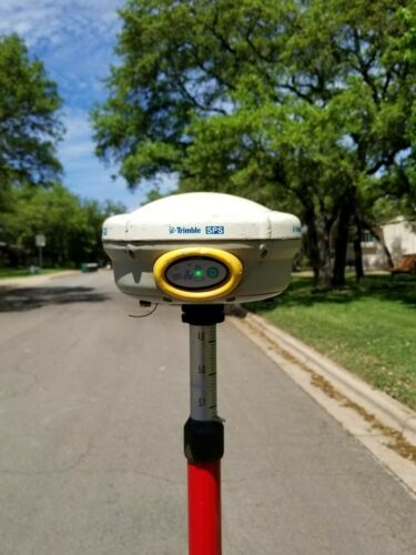 Trimble SPS880 GPS GNSS Glonass 450-470MHz Base or Rover RTK Receiver R8 model 2