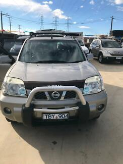 2004 Nissan X-trail SUV Albion Brimbank Area Preview
