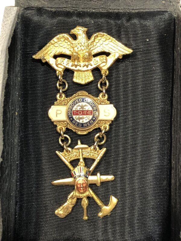Improved Order of Redmen Medal