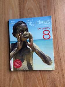 Oxford Big Ideas Geography 8