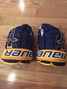 Bauer Nexus 9000 Hockey Gloves