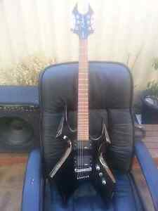 BC Rich Warbeast 1 electric guitar Osborne Park Stirling Area Preview