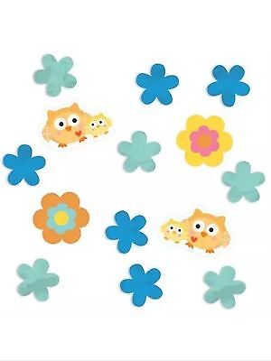 Happi Tree Owl Baby Shower Party Supplies Confetti .5 ounces (Happy Tree Baby Shower Decorations)