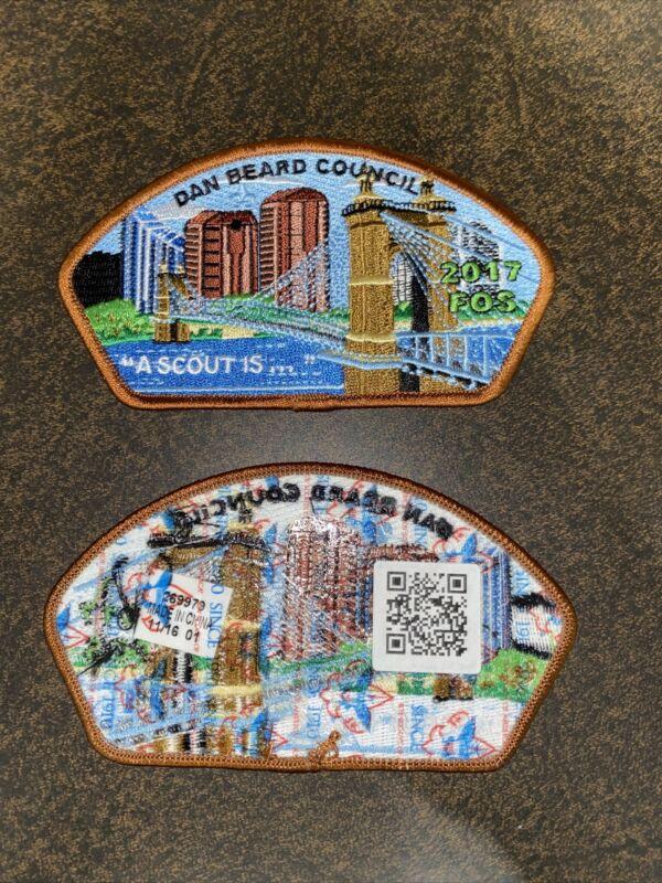 Dan Beard Council - FOS CSP - 2017 Brown Border