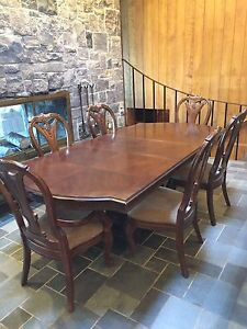 BERNHARDT LaScala Dining Room Set