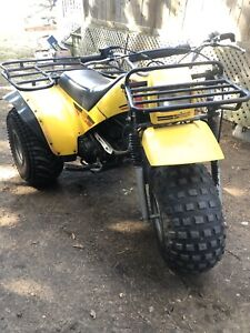 YELLOW 3 WHEELER FOR SALE