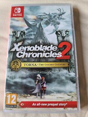 Xenoblade  chronicles 2: Torna the golden country - Nintendo Switch Game **RARE* comprar usado  Enviando para Brazil