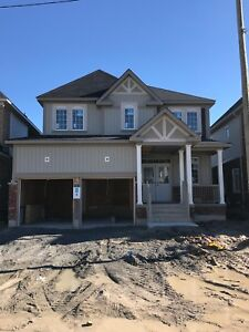 New build home in Bowmanville for rent