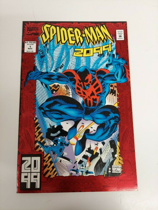Spiderman 2099 1 VF 1st appearance Marvel Comics