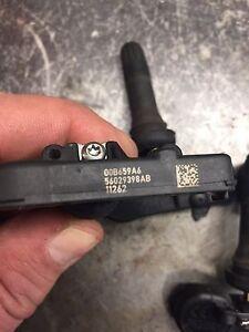 Dodge truck  tire monitors