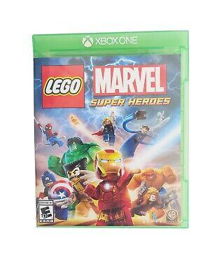 LEGO Marvel Super Heroes (Microsoft Xbox one)