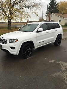 2015 Jeep Grand Cherokee Altitude **RARE**PRICE DROP**