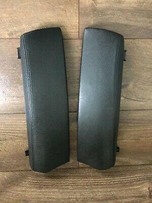 BMW 550i 535i Gran Turismo Center Console Arm Rest Trim Panel Leather Black F07