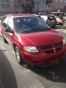 2006 Dodge Grand Caravan 184000 kms