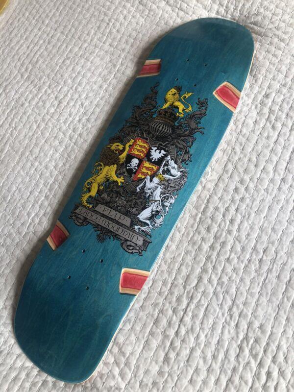 Lance Mountain Crest Flip NOS skateboard deck penny bones Powell peralta firm